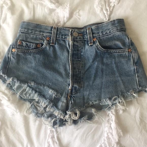 63340332 Levi's Shorts | Levis Booty | Poshmark